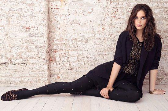 Эмили Дидонато в рекламной кампании Calzedonia фото №14