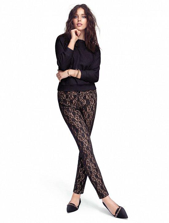 Эмили Дидонато в рекламной кампании Calzedonia фото №16