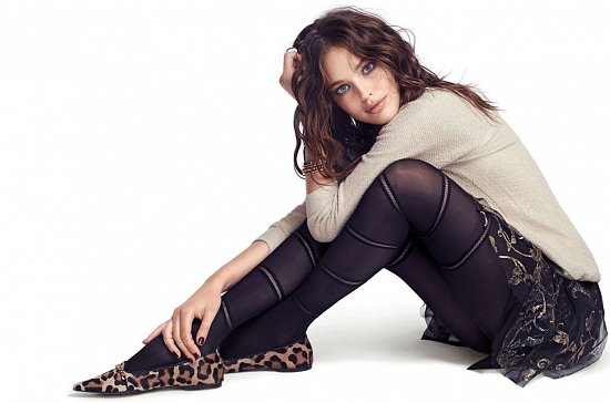 Эмили Дидонато в рекламной кампании Calzedonia фото №17
