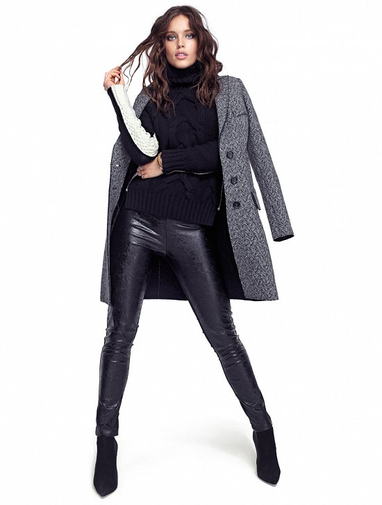 Эмили Дидонато в рекламной кампании Calzedonia фото №18