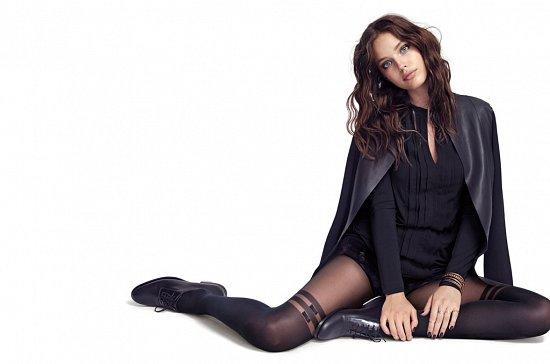 Эмили Дидонато в рекламной кампании Calzedonia фото №20