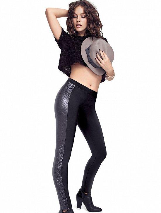 Эмили Дидонато в рекламной кампании Calzedonia фото №27