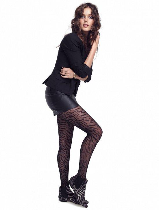 Эмили Дидонато в рекламной кампании Calzedonia фото №32