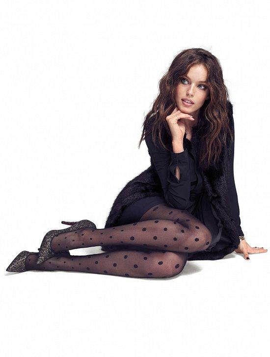 Эмили Дидонато в рекламной кампании Calzedonia фото №33