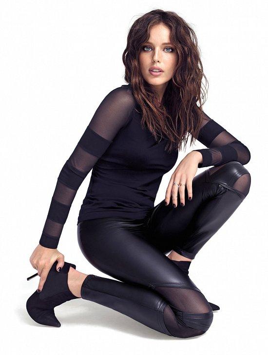Эмили Дидонато в рекламной кампании Calzedonia фото №38