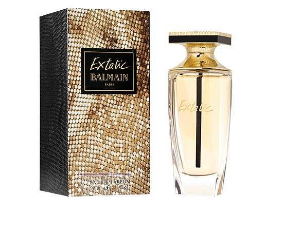 Extatic - новый аромат Balmain