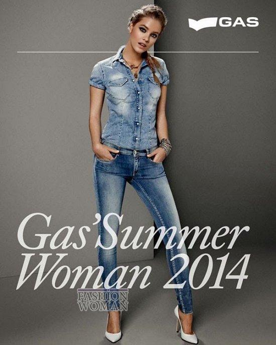 GAS Jeans весна-лето 2014 фото №8