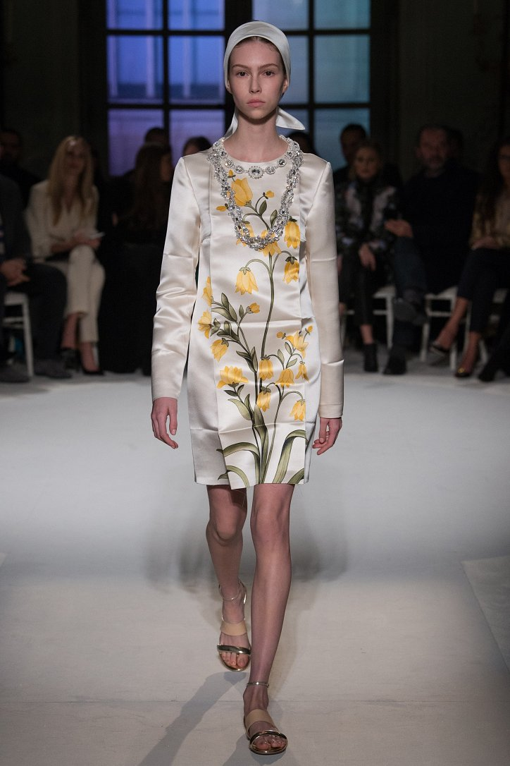 Giambattista Valli Haute Couture весна 2017 фото №4