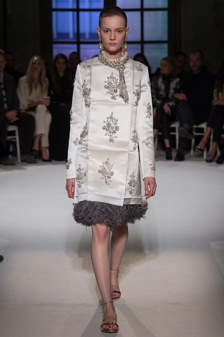 Giambattista Valli Haute Couture весна 2017 фото №6