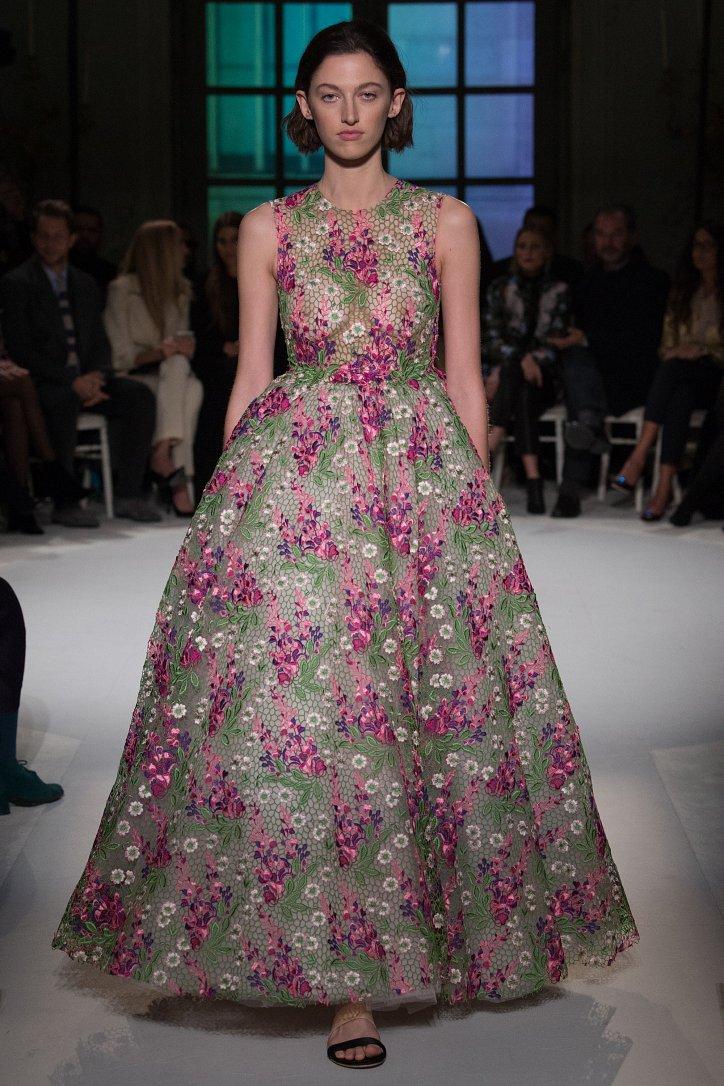 Giambattista Valli Haute Couture весна 2017 фото №7