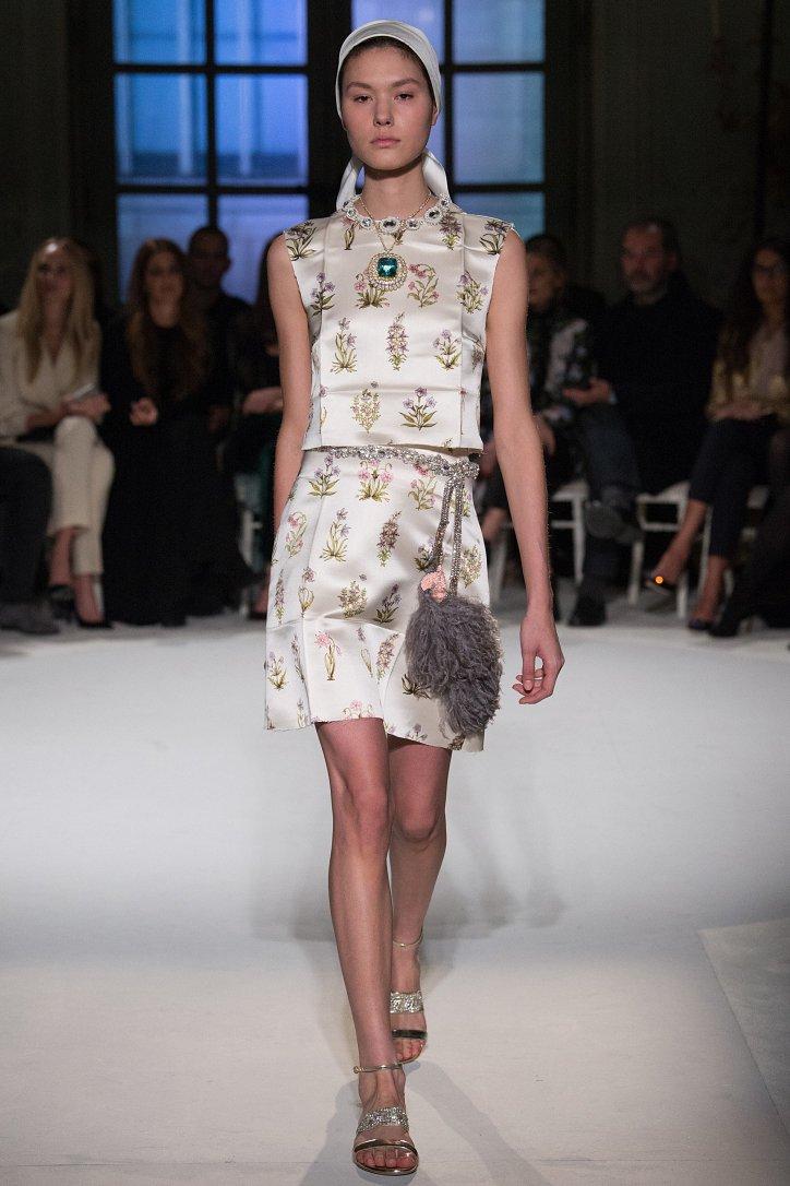 Giambattista Valli Haute Couture весна 2017 фото №8