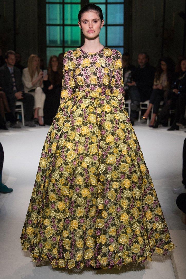 Giambattista Valli Haute Couture весна 2017 фото №9
