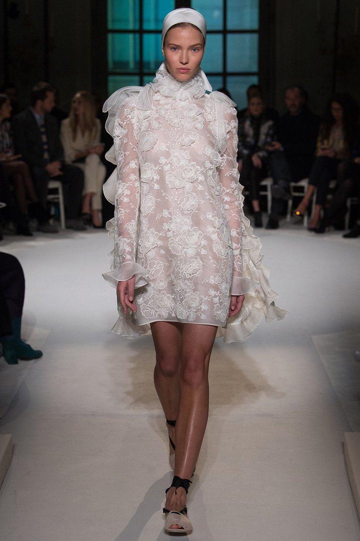 Giambattista Valli Haute Couture весна 2017 фото №10