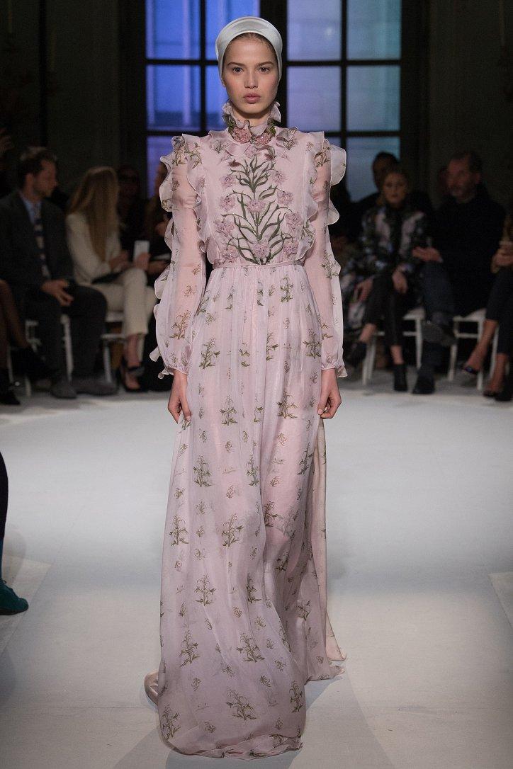 Giambattista Valli Haute Couture весна 2017 фото №23