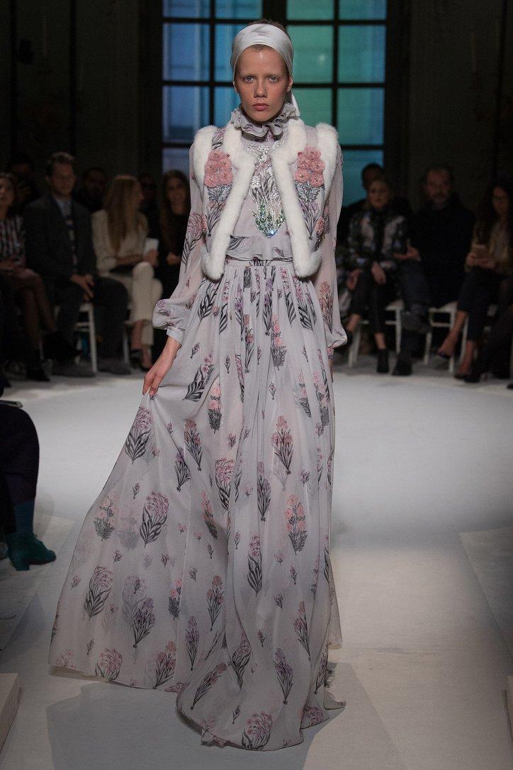 Giambattista Valli Haute Couture весна 2017 фото №25