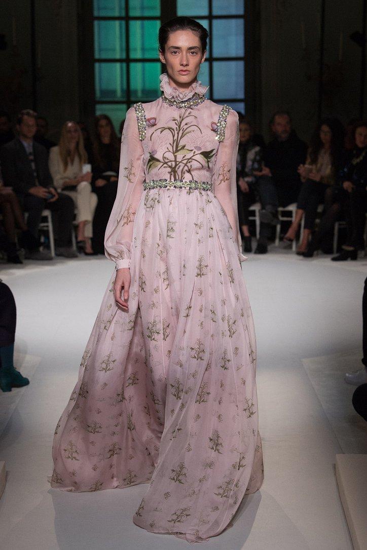 Giambattista Valli Haute Couture весна 2017 фото №27
