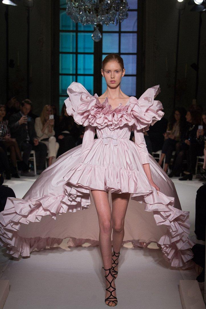 Giambattista Valli Haute Couture весна 2017 фото №28