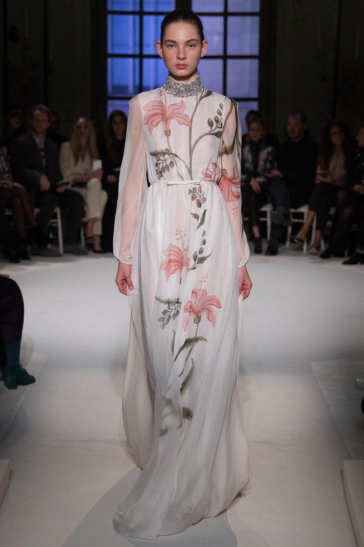 Giambattista Valli Haute Couture весна 2017 фото №30