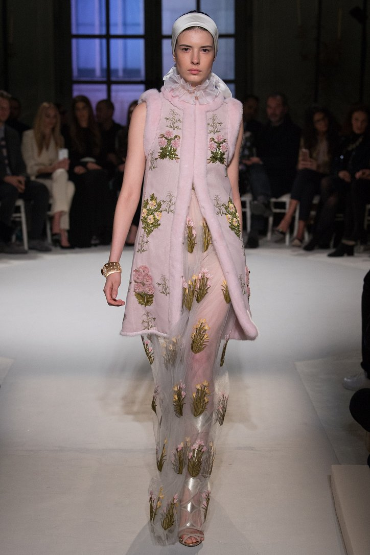 Giambattista Valli Haute Couture весна 2017 фото №31