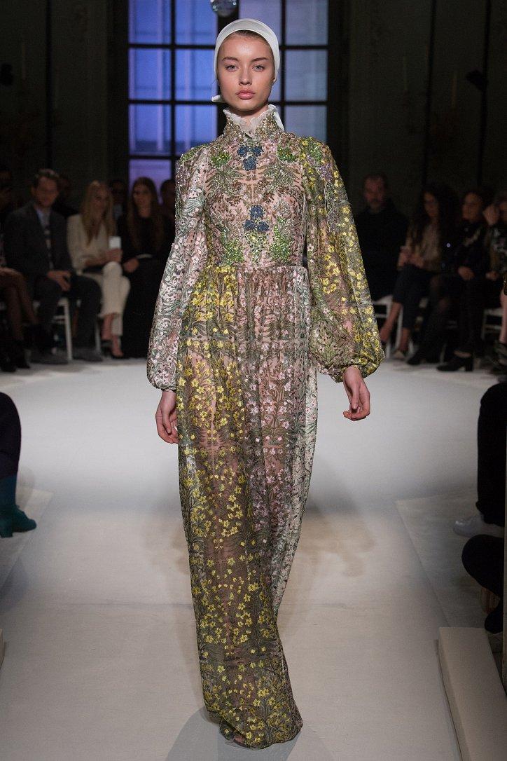 Giambattista Valli Haute Couture весна 2017 фото №33