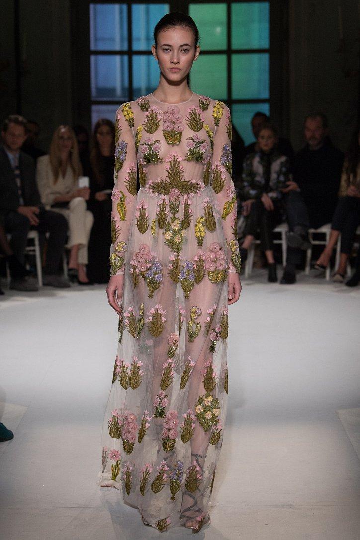 Giambattista Valli Haute Couture весна 2017 фото №35