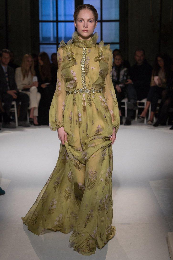 Giambattista Valli Haute Couture весна 2017 фото №36