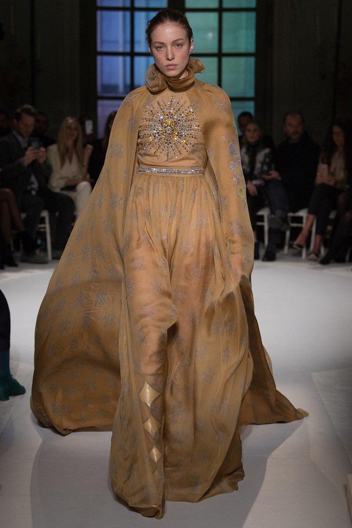 Giambattista Valli Haute Couture весна 2017 фото №39