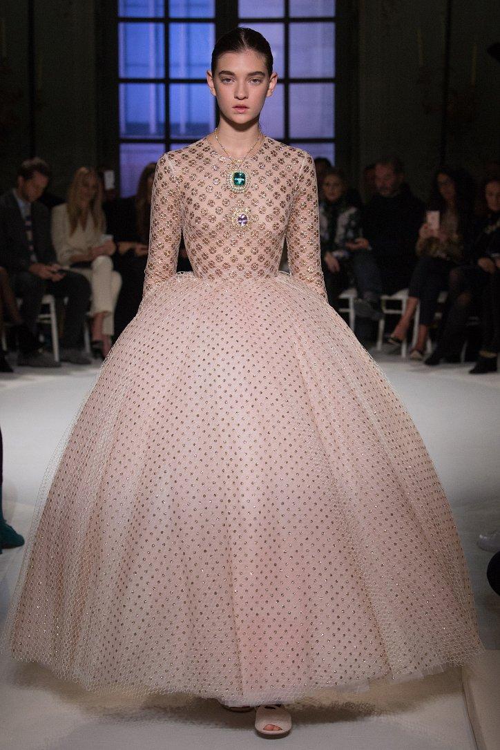 Giambattista Valli Haute Couture весна 2017 фото №40