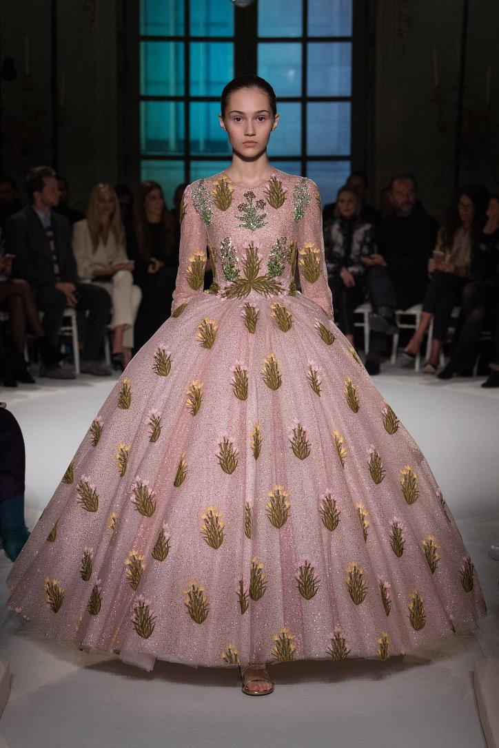Giambattista Valli Haute Couture весна 2017 фото №41