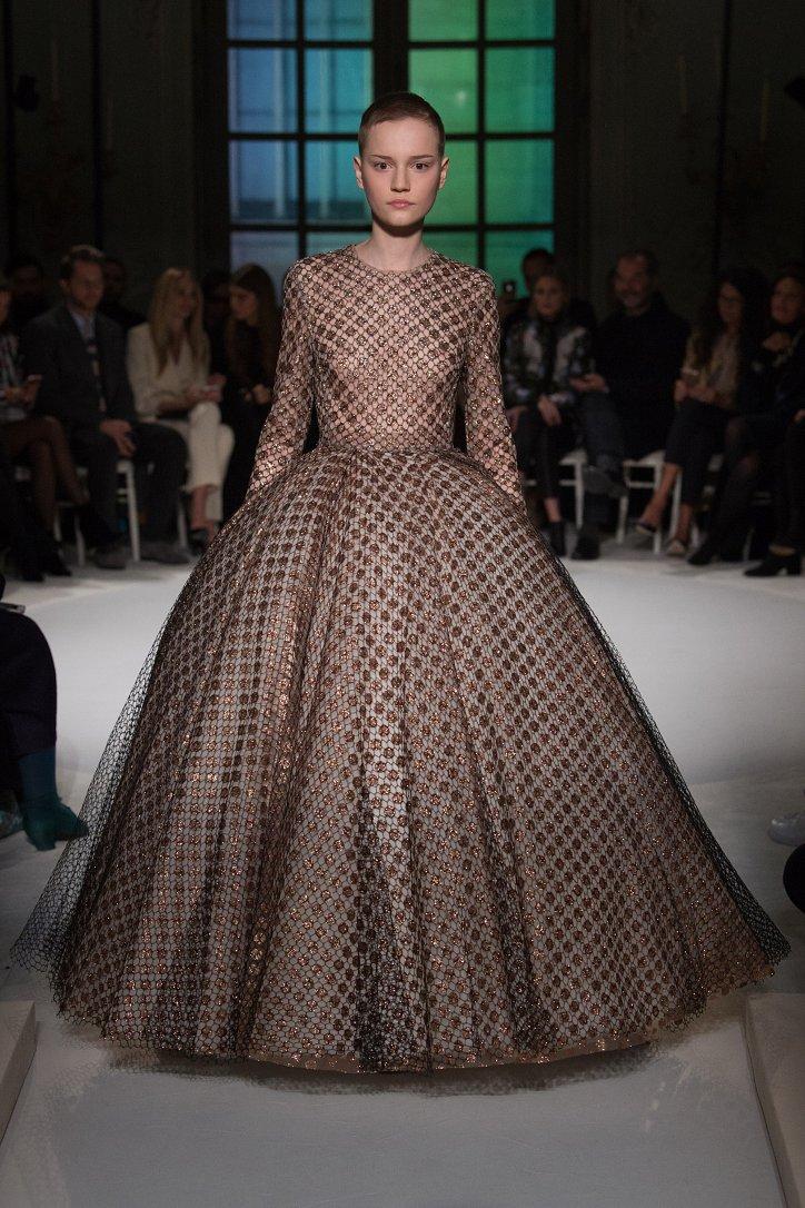 Giambattista Valli Haute Couture весна 2017 фото №42