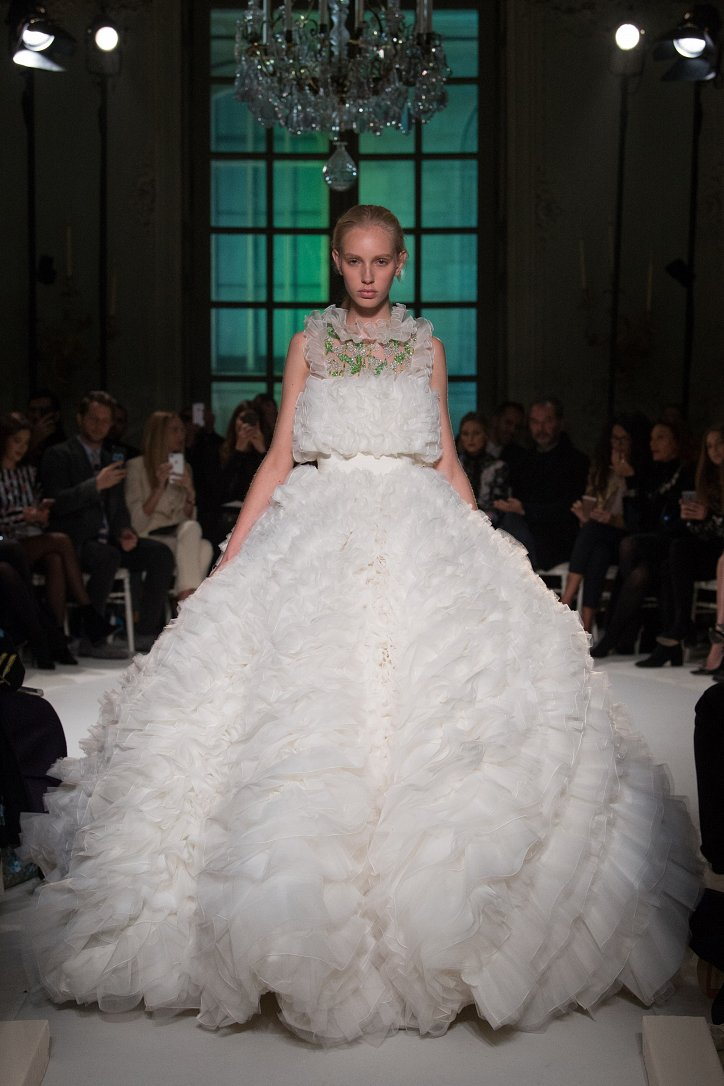 Giambattista Valli Haute Couture весна 2017 фото №43