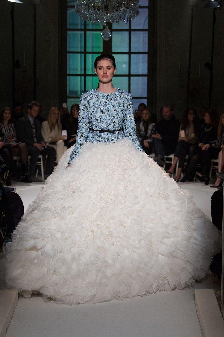 Giambattista Valli Haute Couture весна 2017 фото №45
