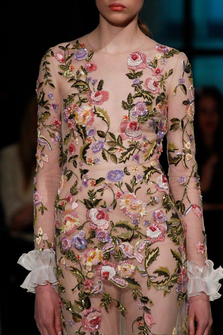 Giambattista Valli Haute Couture весна 2017 фото №64