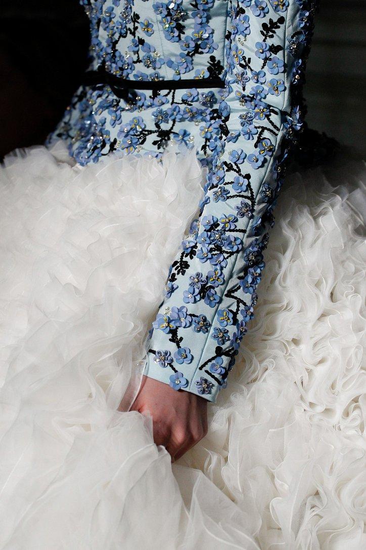 Giambattista Valli Haute Couture весна 2017 фото №66