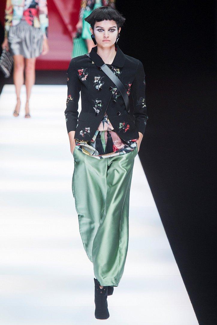 Giorgio Armani весна-лето 2018 фото №8