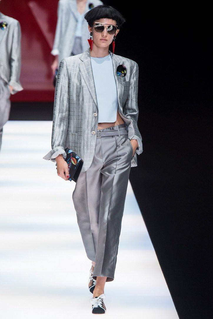 Giorgio Armani весна-лето 2018 фото №40