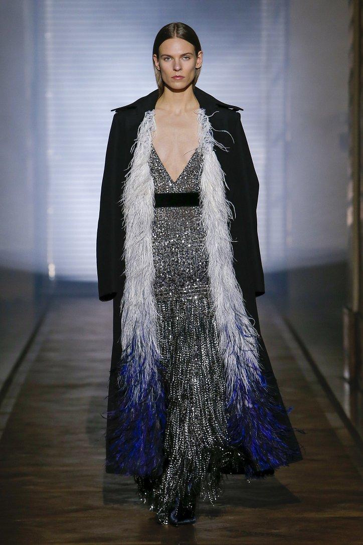 Givenchy Haute Couture весна-лето 2018 фото №7