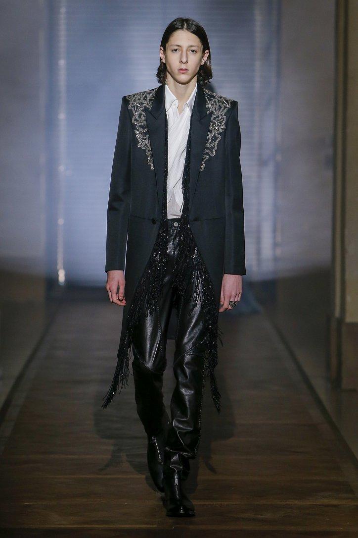 Givenchy Haute Couture весна-лето 2018 фото №8