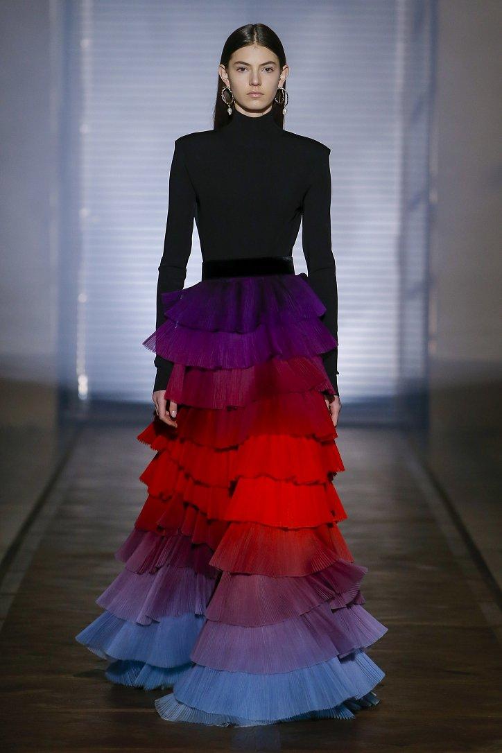 Givenchy Haute Couture весна-лето 2018 фото №9