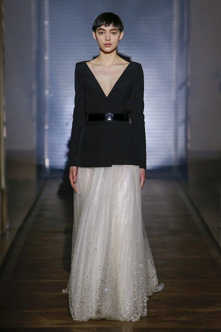 Givenchy Haute Couture весна-лето 2018 фото №12