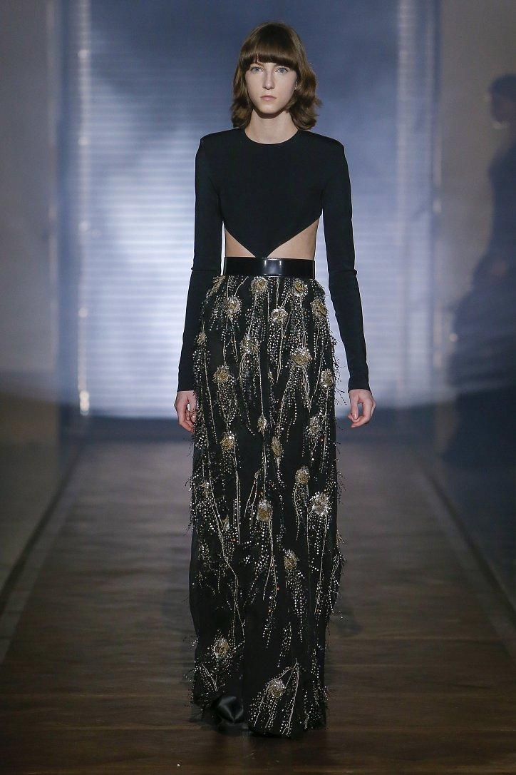 Givenchy Haute Couture весна-лето 2018 фото №15