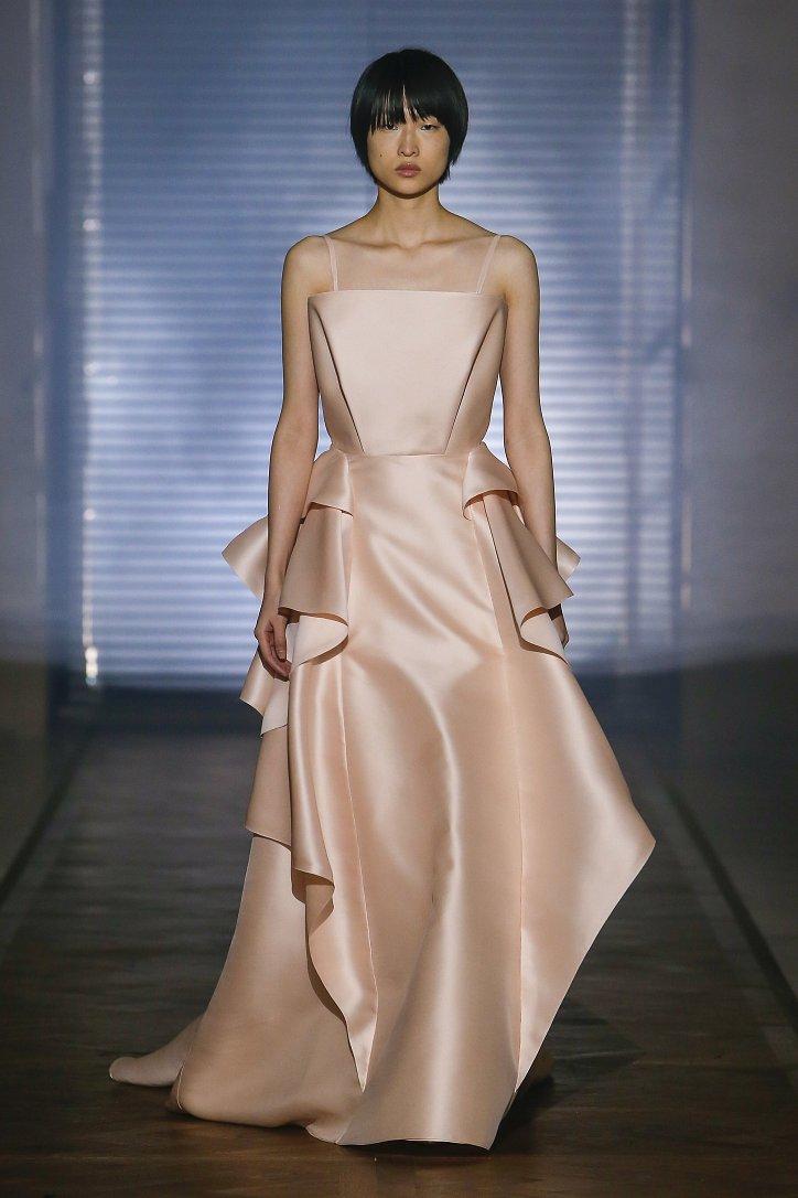 Givenchy Haute Couture весна-лето 2018 фото №22
