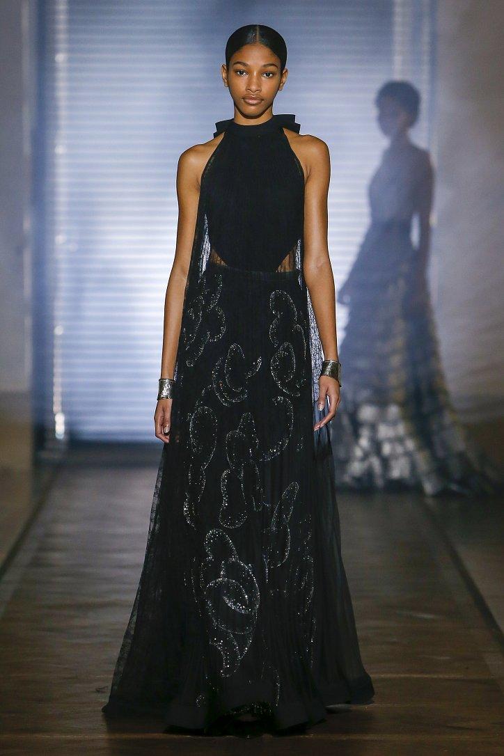 Givenchy Haute Couture весна-лето 2018 фото №26