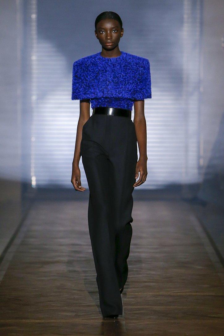 Givenchy Haute Couture весна-лето 2018 фото №34