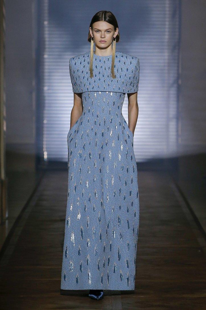 Givenchy Haute Couture весна-лето 2018 фото №35