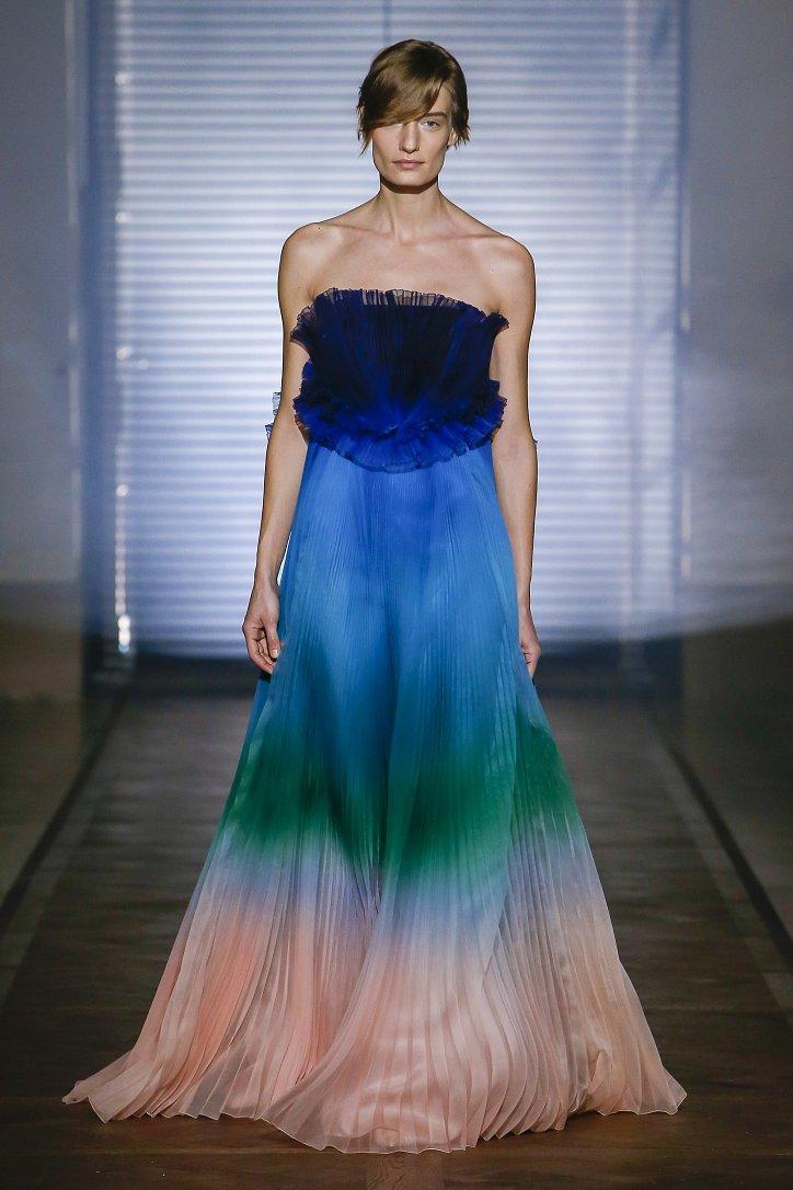 Givenchy Haute Couture весна-лето 2018 фото №40