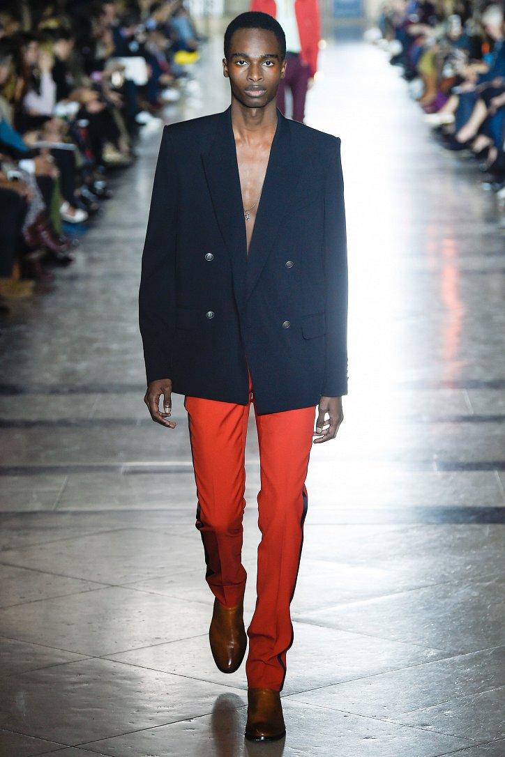 Givenchy весна-лето 2018 фото №18