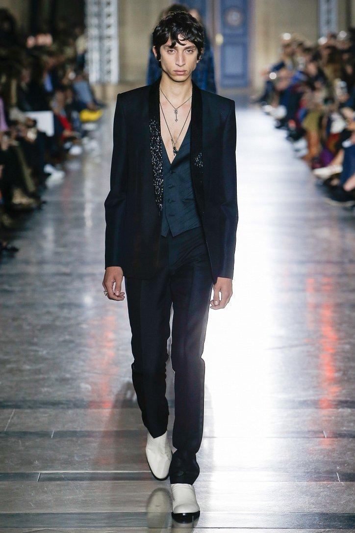 Givenchy весна-лето 2018 фото №52