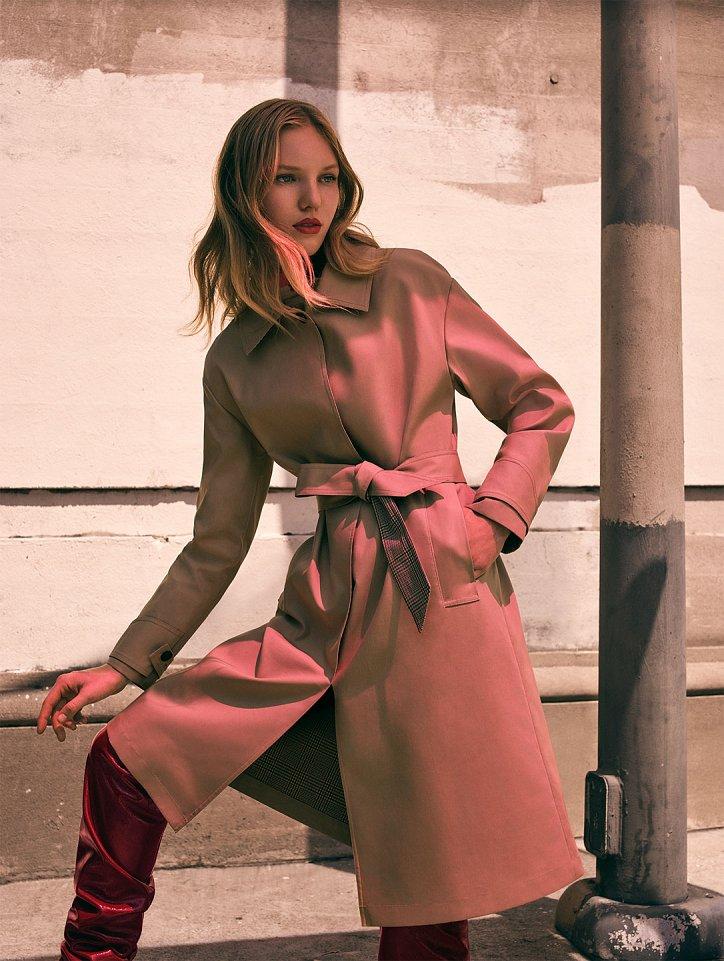 Готовимся к осени: лукбук Zara Pre-Fall 2017 фото №3