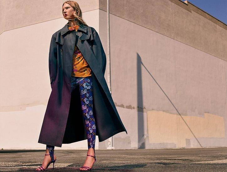Готовимся к осени: лукбук Zara Pre-Fall 2017 фото №4